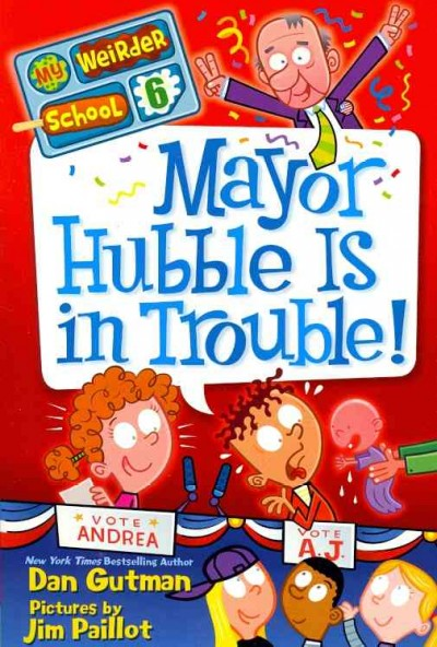 Cover of Mayor Hubble is in Trouble!