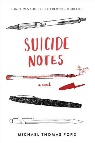Cover of Suicide Notes