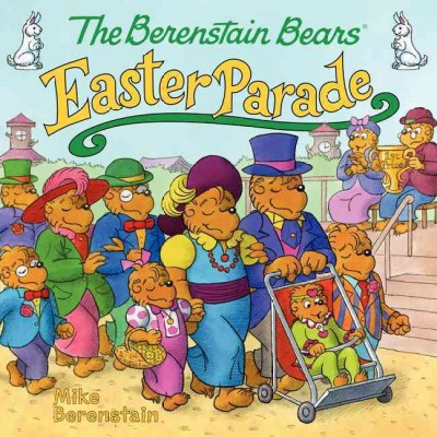 Cover of The Berenstain Bears' Easter Parade
