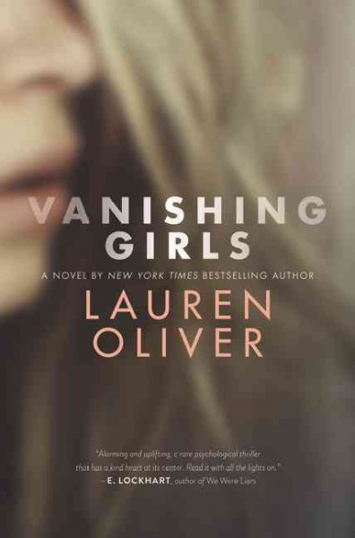 Cover of Vanishing Girls