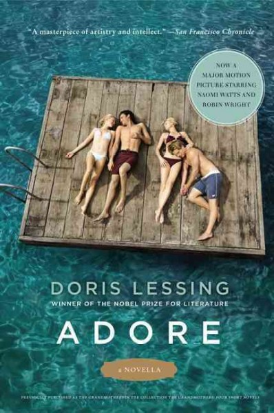 Cover of Adore
