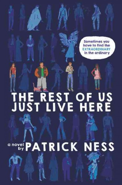 Cover of The Rest of Us Just Live Here