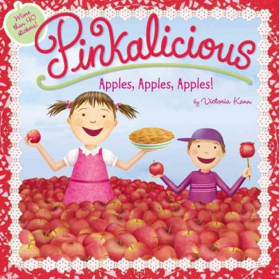 Cover of Apples, Apples, Apples!
