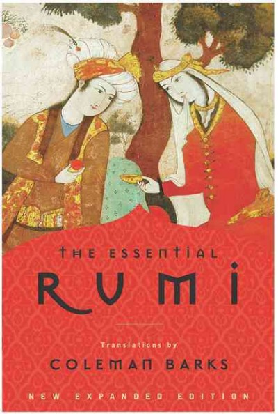Cover of The Essential Rumi