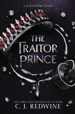 Cover of The Traitor Prince: A Ravenspire Novel