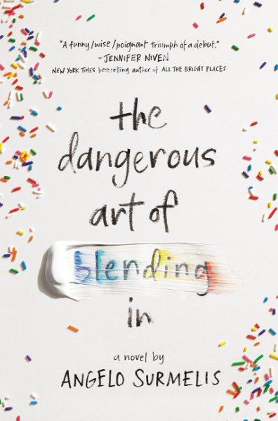 Cover of Dangerous Art of Blending In
