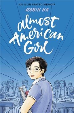Cover of Almost American Girl