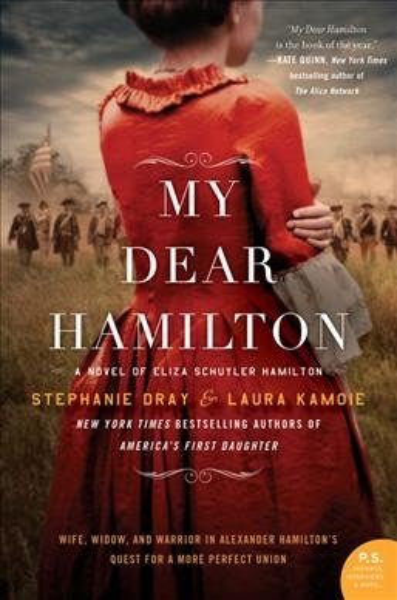 Cover of My Dear Hamilton
