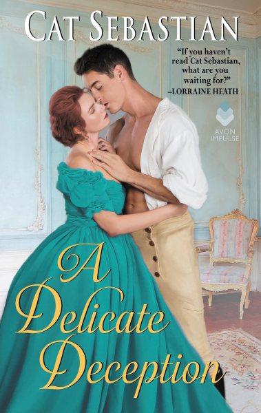 Cover of A Delicate Deception