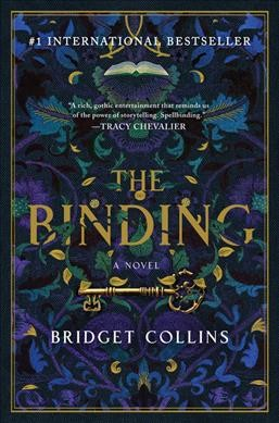 Cover of The Binding