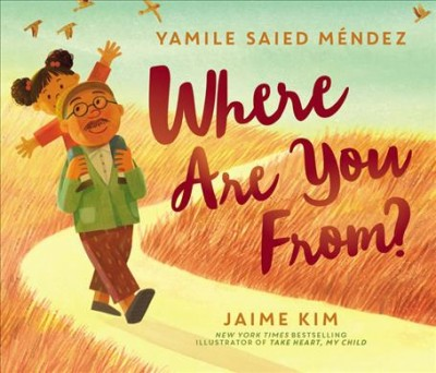Cover of Where are you from?