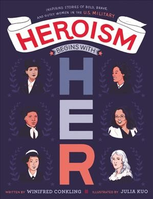 Cover of Heroism Begins with Her