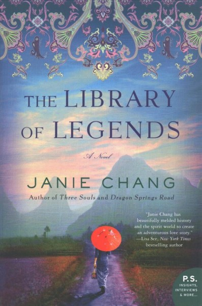 Cover of The Library of Legends