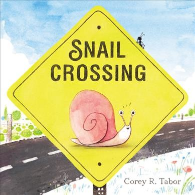 Cover of Snail Crossing