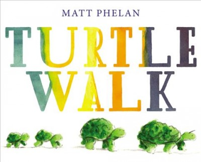 Cover of Turtle Walk