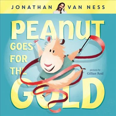 Cover of Peanut Goes for the Gold