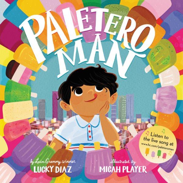 Cover of Paletero Man