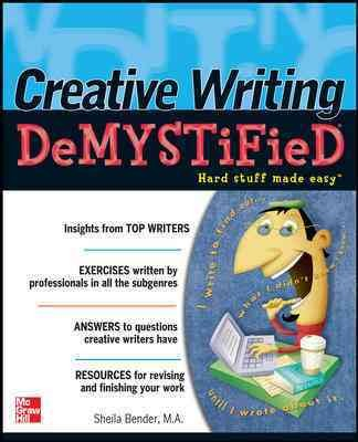 Cover of Creative Writing Demystified