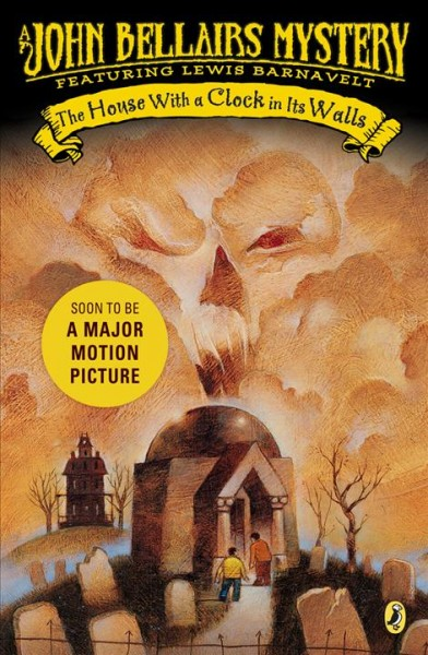 Cover of The House With a Clock In Its Walls