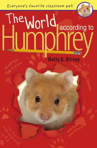 Cover of The World According to Humphrey