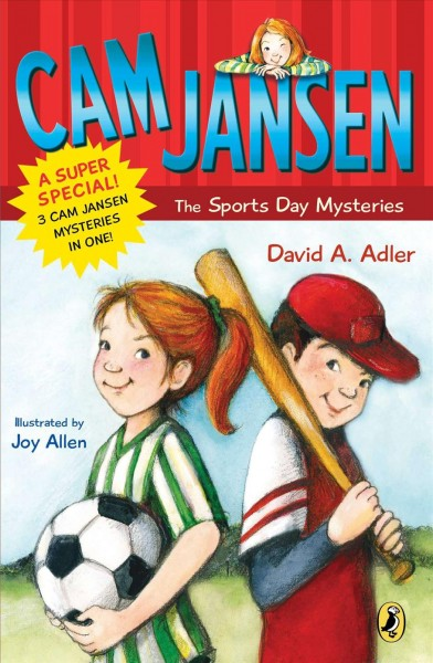 Cover of Cam Jansen, the Sports Day Mysteries: A Super Special