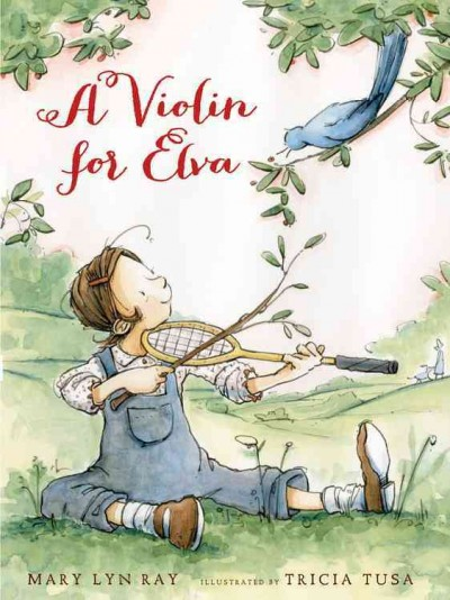 Cover of A Violin for Elva