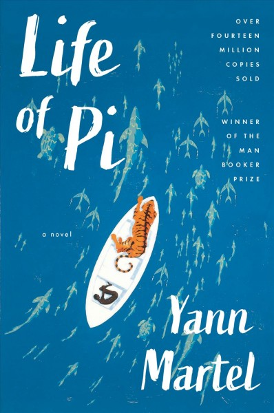 Cover of The Life of Pi