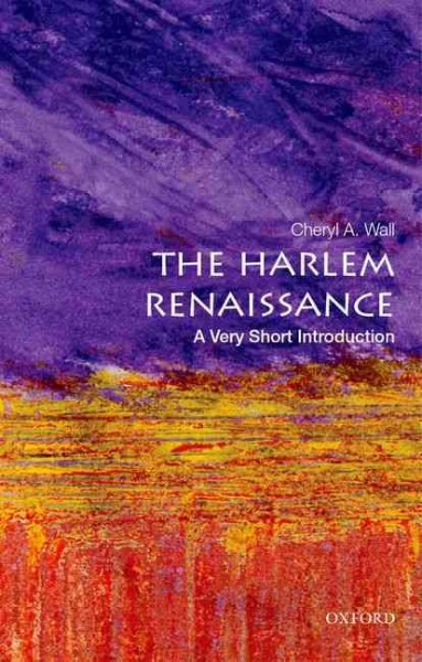 Cover of The Harlem Renaissance: A Very Short Introduction