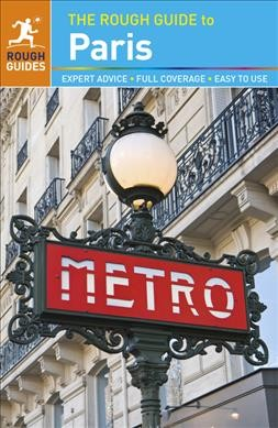 Cover of The Rough Guide to Paris