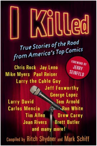 Cover of I Killed