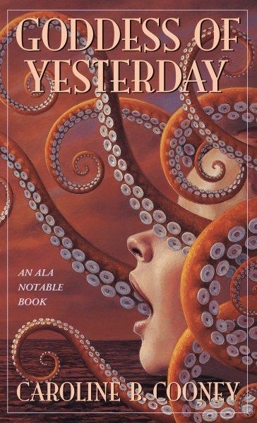 Cover of Goddess of Yesterday