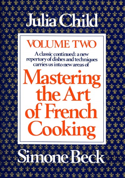 Cover of Mastering the Art of French Cooking (V2)