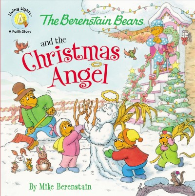 Cover of The Berenstain Bears and the Christmas Angel