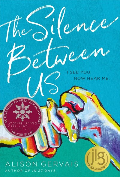 Cover of The Silence Between Us