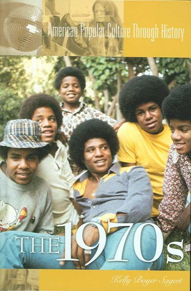 Cover of The 1970's