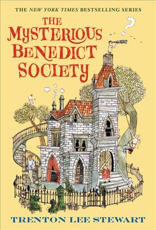 Cover of The Mysterious Benedict Society