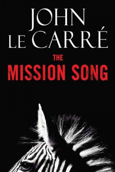 Cover of The Mission Song