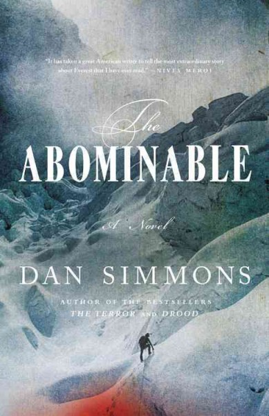 Cover of Abominable