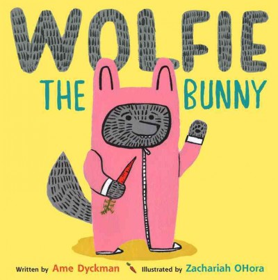 Cover of Wolfie the Bunny
