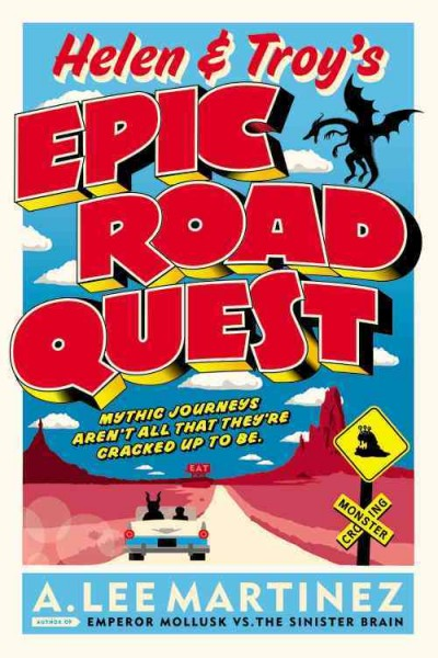 Cover of Helen & Troy's Epic Road Quest