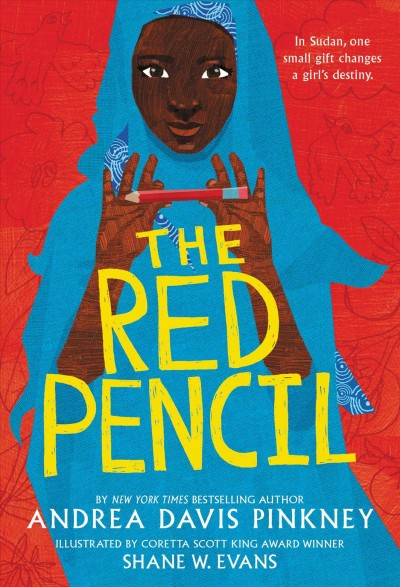 Cover of The Red Pencil