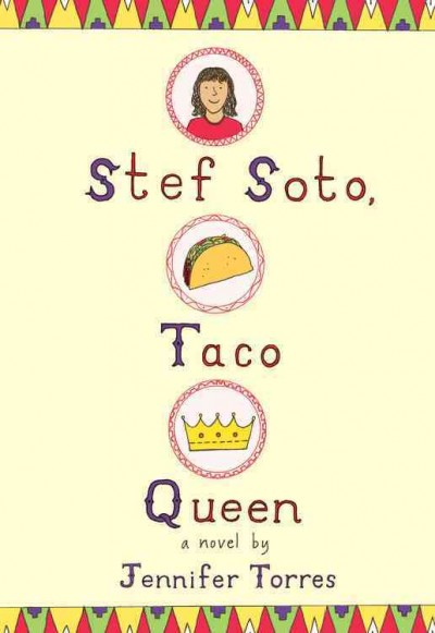 Cover of Stef Soto, Taco Queen