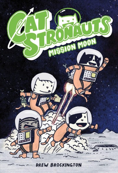 Cover of CatStronauts: Mission Moon