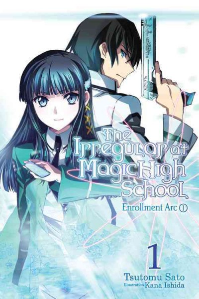 Cover of The Irregular at Magic High School