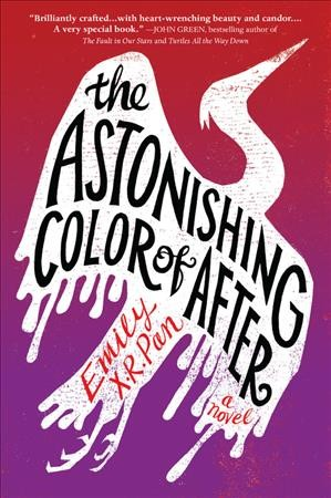 Cover of The Astonishing Color of After