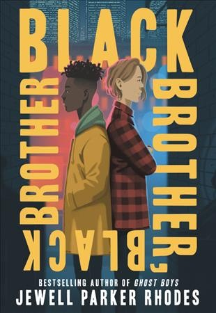 Cover of Black Brother, Black Brother