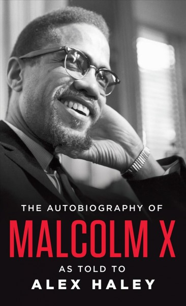 Cover of The Autobiography of Malcolm X with the assistance of Alex Haley