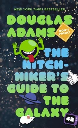 Cover of The Hitchhiker's Guide to the Galaxy Series
