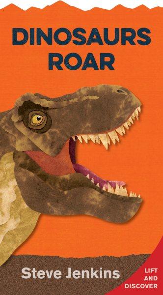 Cover of Dinosaurs Roar