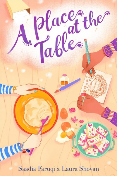 Cover of A Place at the Table